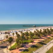 Playas de Clearwater Beach