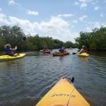 Remando en las Aguas de la Florida Central, Destino Ecoturístico