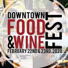 Downtown Orlando Food & Wine Festival 2020